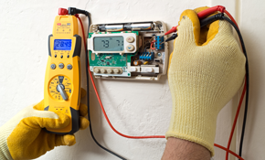 $74 Heating or Cooling Diagnostic Service Call