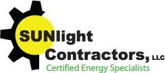 Sunlight Contractors logo