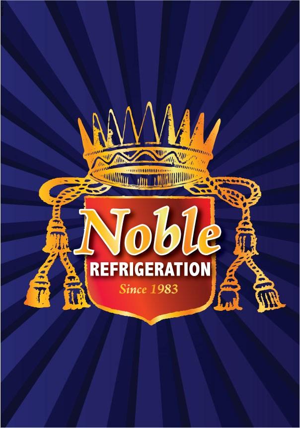 NOBLE REFRIGERATION logo