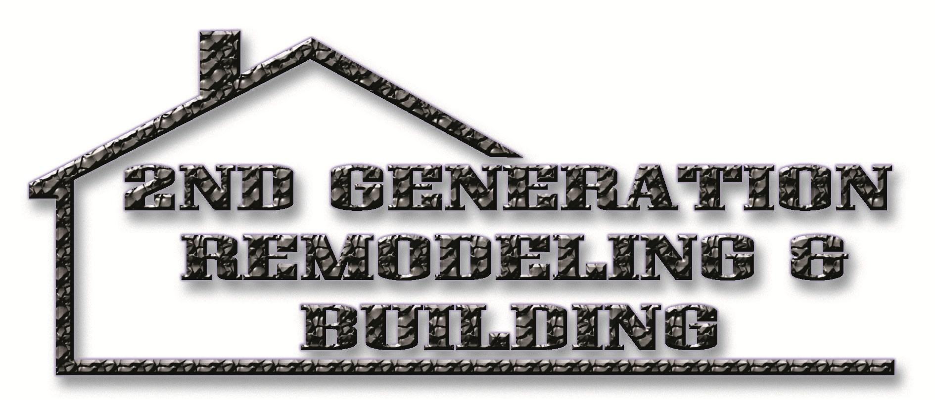 2nd Generation Remodeling logo