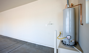 $1,099 for a 40-Gallon Gas Water Heater Replacement Installation--Warranty Included
