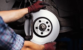 $39.95 for a 2 Wheel Alignment with Suspension Inspection