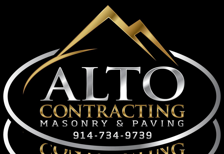 Alto Contracting - Masonry & Paving logo