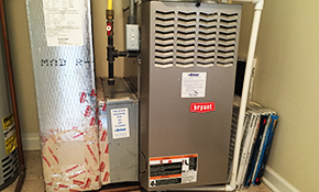 $149 for a Furnace Tune-Up and New Filter, Plus a Carbon Monoxide Detector Installed