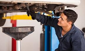 $450 for $500 Credit Toward Car Repair and Services