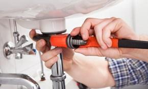 $40.50 Diagnostic Plumbing Call Plus Credit Toward Repairs