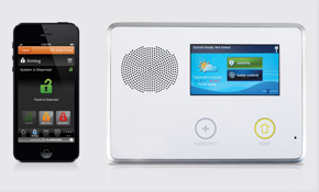 $109 for a Complete Home Security System