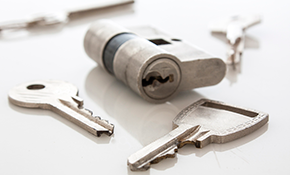 $81 for 4 Lock Cylinders Re-Keyed