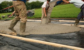 $719 for 400 Sq. Ft. of Decorative Concrete Resealing