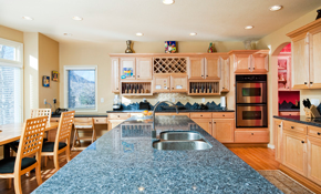 $249 Kitchen Granite Countertop Cleaning, Sealing, and Polishing