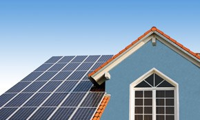 $288 Annual Solar Panel Cleaning Package