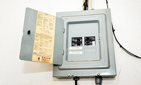 $170 for Circuit-Breaker Panel Labeling and Home Electrical Inspection