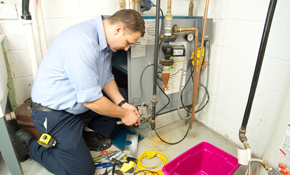 $59 for a 22-Point Winter Furnace Inspection and Cleaning