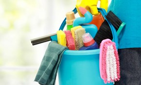$152 for 4 Labor Hours of Housecleaning