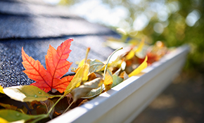 $169 for Gutter Cleaning - Up to a 4,500 sq. ft. House