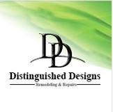 Distinguished Designs logo