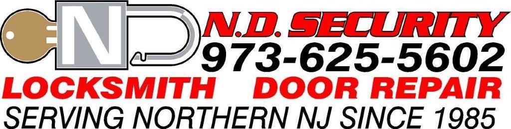 N D SECURITY CO logo
