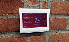 $340 for a Honeywell Pro 8000 WiFi Thermostat Installed