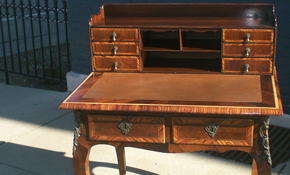 $135 for $150 Credit Toward Furniture Restoration, Repair or Refinishing