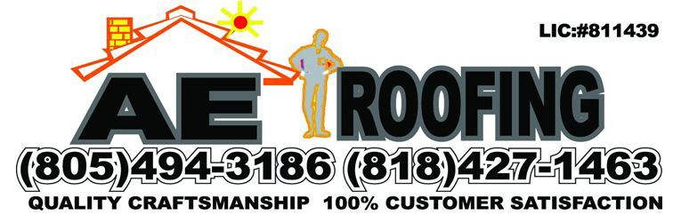 AE Roofing Experts logo
