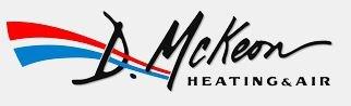 D McKeon Heating & Air, Inc. logo