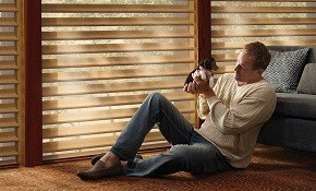 $199 for $400 of Hunter Douglas Custom Shades and Blinds