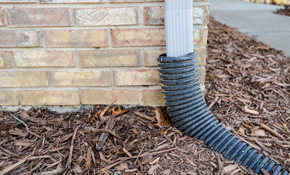 $1,350 for 200 Feet of High-Capacity, 6-Inch Gutters or Downspouts