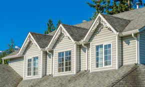 $8,800 for a New Roof with Heavy 3-D Laminated Shingles