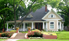 $250 for Low Pressure Chemical Roof Cleaning