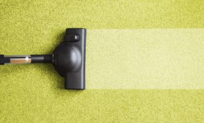 $185 for 4 Rooms of Carpet Cleaning Including a Hallway
