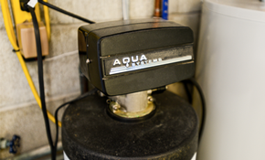 $59 for a Water Softener Service Call with $250 Credit Toward New System