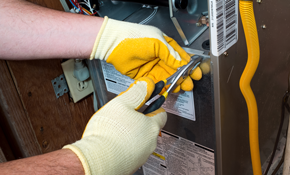 $170 for HVAC Annual Service Agreement