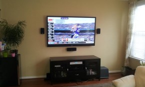 $300 TV Mounting, In Wall Cables, TV Bracket, and 2 HDMI Cables!