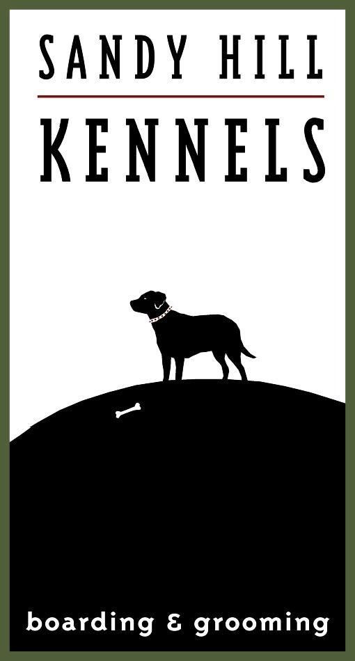 SANDY HILL KENNELS logo