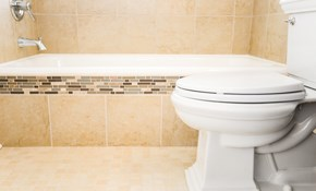 $99 for a Bathroom Tile Design Consultation with Credit Toward Installation