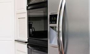 $89 Refrigerator/Freezer Condenser Coil Maintenance