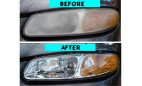 Only $99 for Mini-Mobile Auto Detailing and Complete Headlight Restoration!