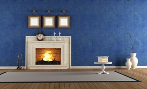 $144 for a Gas Log Fireplace Tune-Up, Cleaning, and Inspection