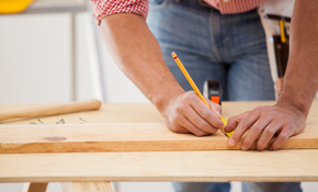 $95 for Molding And Trim Work Consultation With $125 Credit Toward Work Completed