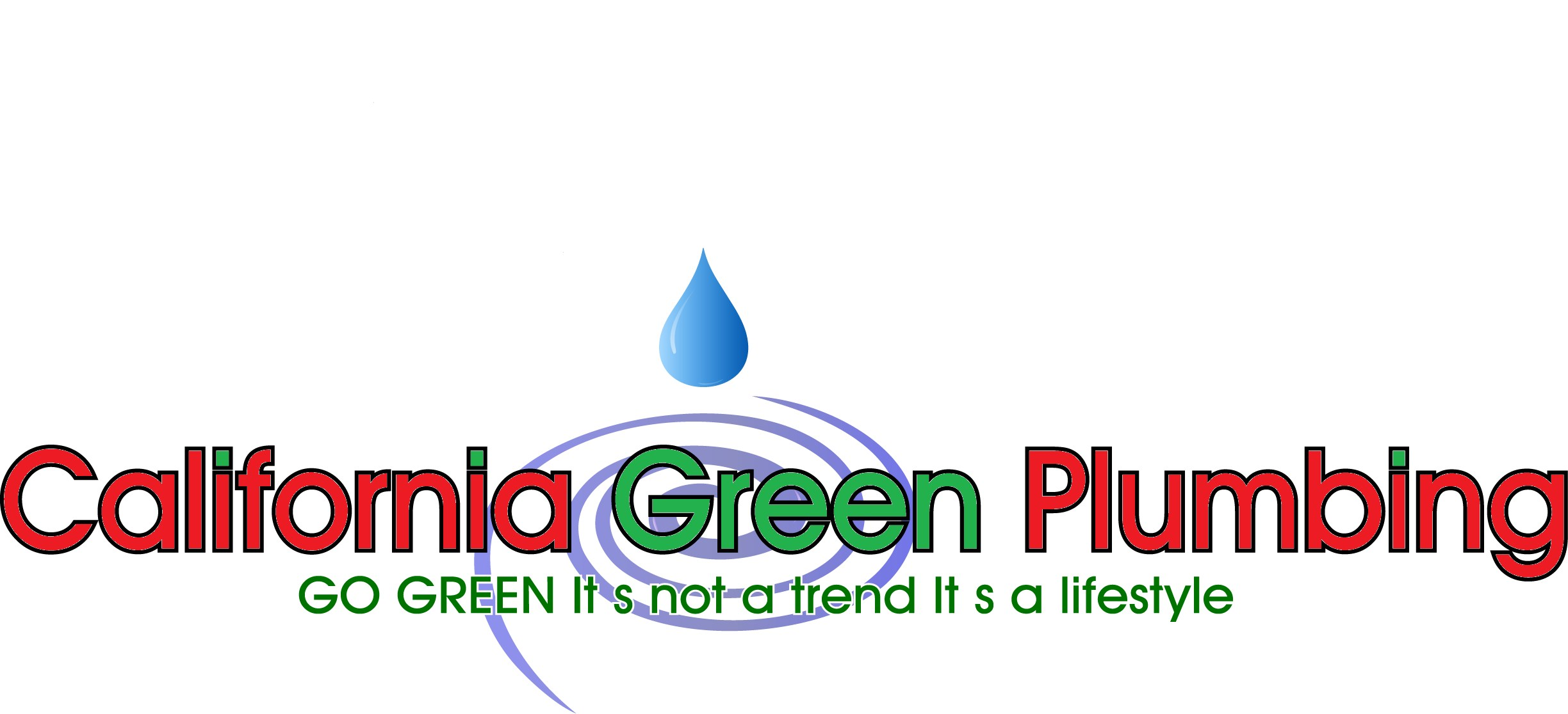California Green Plumbing logo