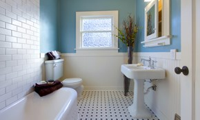 $8,361 for Complete Bathroom Remodel