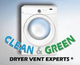 Clean And Green Dryer Vent Experts LLC logo