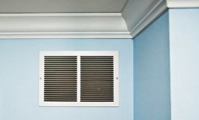 $220 Air Duct System Cleaning for Eleven Vents