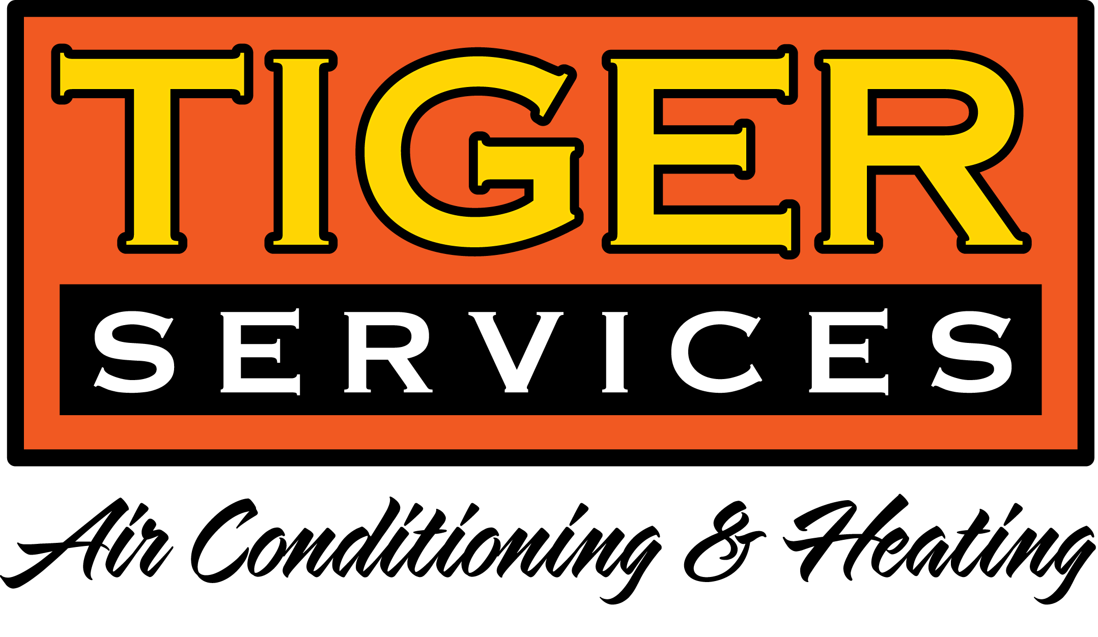 Tiger Services Air Conditioning & Heating logo