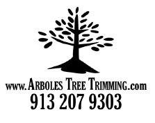 Arboles Tree Trimming LLC logo