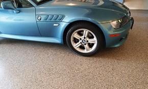 $349 Garage Floor Finishing