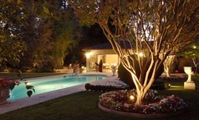 LED Landscape Lighting for $750!