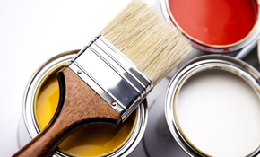 $1,175 for 3 Interior Painters for a Day-- Includes up to 5 Gallons of Premium Paint