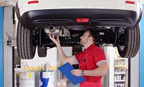 $99.95 for a Four-Wheel Alignment