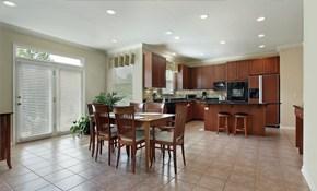 $55 for Custom Kitchen, Basement or Bath Design